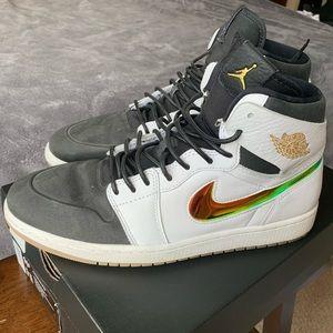 Nike Air Jordan 1 Retro High Nouveau Men's 11